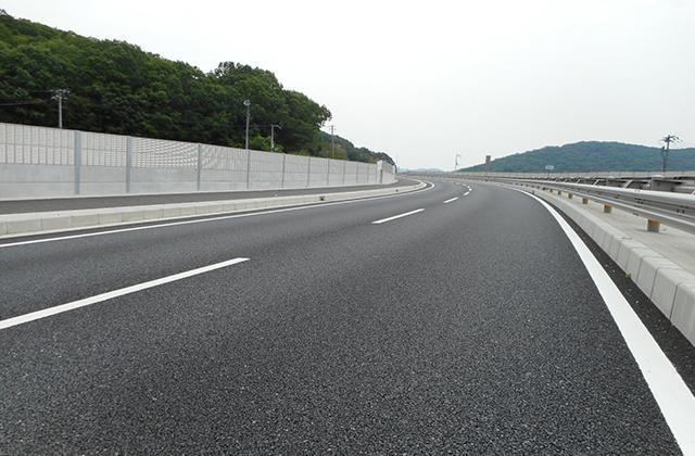 道路用製品施工現場|施工実績|...